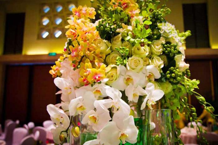 鲜花婚礼系列